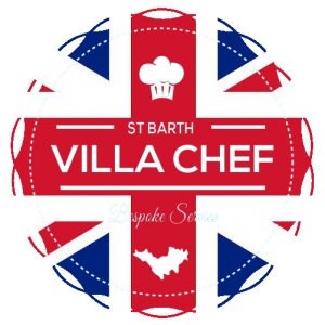 Villa Chef St Barth : English Version