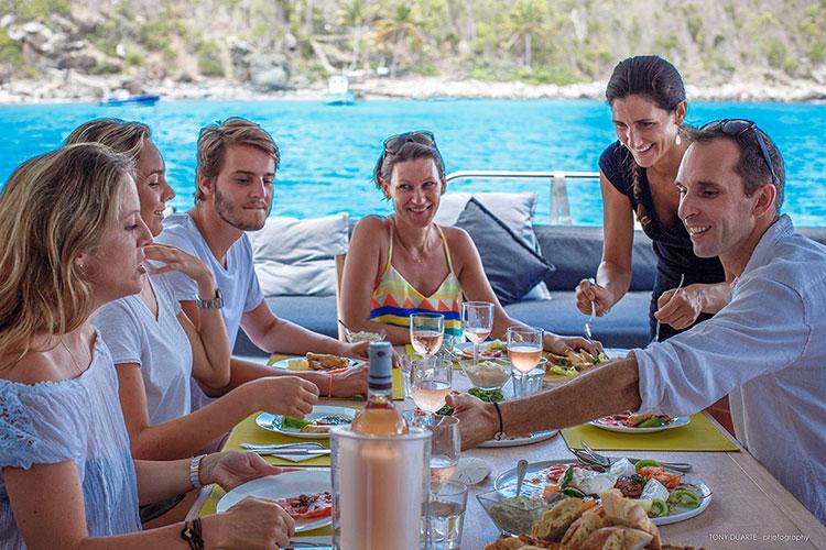 Villa Chef St Barth : Private Chef